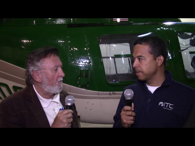 ITC Michigan Helicopter Line Inspections
