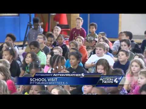 School Visit: Pittsburgh Whittier K-5
