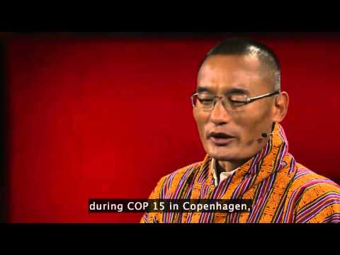 Eastern Himalayas: Tshering Tobgay: This Country Isn't Just Carbon Neutral - It's Carbon Negative