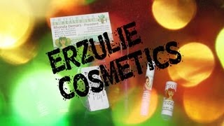 Erzulie Cosmetics Review Thumbnail
