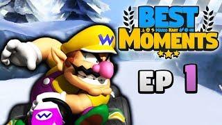 Mario Kart BEST Moments 1
