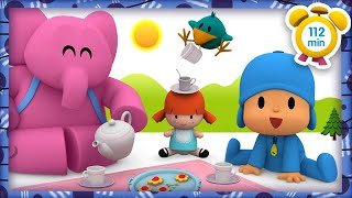 🍪 POCOYO in ENGLISH - SNACK TIME [ 112 minutes ] | Full Episodes | VIDEOS and CARTOONS for KIDS