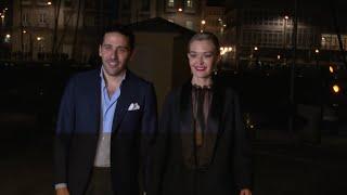 Los invitados llegan a la fiesta de Marta Ortega y Carlos Torretta
