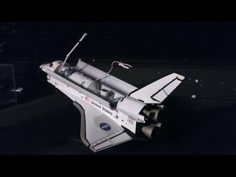 Building the U.S. Space Shuttle Enterprise