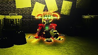 RARE SCRAP BABY CUTSCENE IN ROBLOX FNAF 6 (Roblox Lefty's Pizzeria: Roleplay)