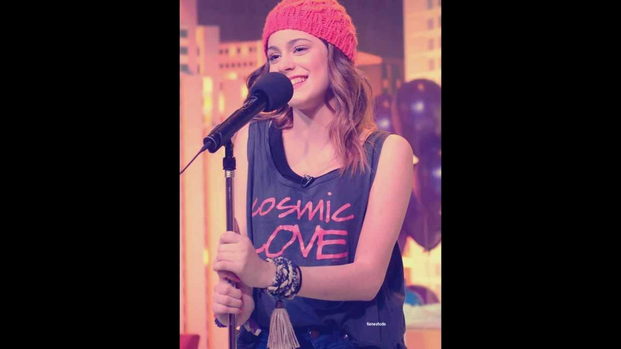 Violetta - En Mi Mundo - Martina Stoessel (Karaoke
