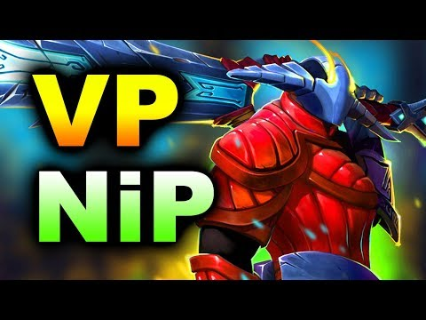 VP Vs NiP - TOP 3 GAME! - KUALA LUMPUR MAJOR DOTA 2