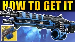 Destiny 2: How to Get the THUNDERLORD Exotic Machine Gun!