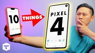 Download GOOGLE PIXEL 4: 10 MUST SEE FEATURES & IMPROVEMENTS I Want After Using the Pixel 3 XL for 6 Months Mp3 and Videos