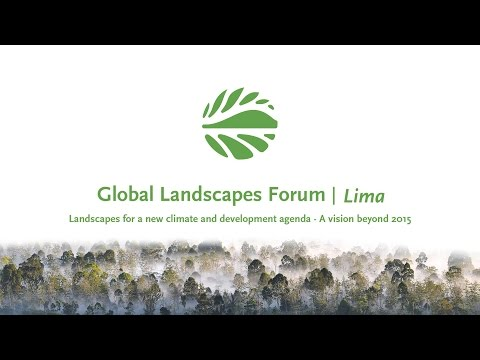 Global Landscapes Forum 2014: A Summary and Celebration
