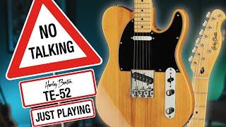 Harley Benton - No Talking - TE-52 NA - Just Playing