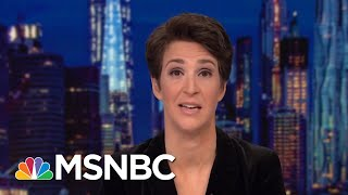 Another FBI Official Overseeing President Trump Russia Investigation Exits | Rachel Maddow | MSNBC