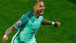 PORTUGAL 1-0 CROATIA | QUARESMA SCORES WINNER [EUROS]