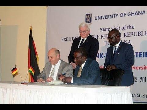Germany to establish Merian International Centre for Advanced Studies in Ghana