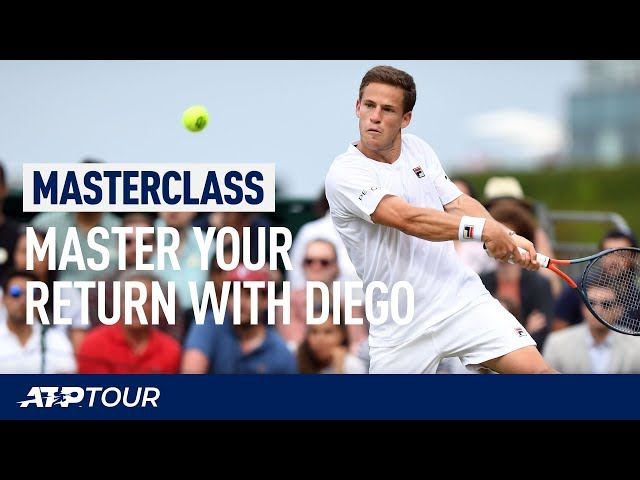 Best Return Tips From Diego Schwartzman | MASTERCLASS | ATP