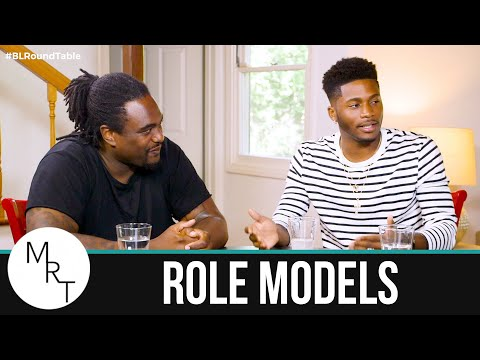 Role Models | Men's Round Table | A Black Love Series