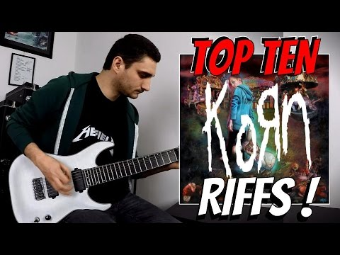 The BEST RIFFS from KOЯN new album