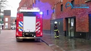 Brandweer Assen liftopsluiting