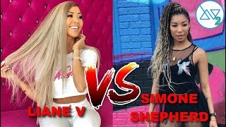 Liane V Vines Vs Simone Shepherd Vines (W/Titles) Funny Vine Compilation 2018