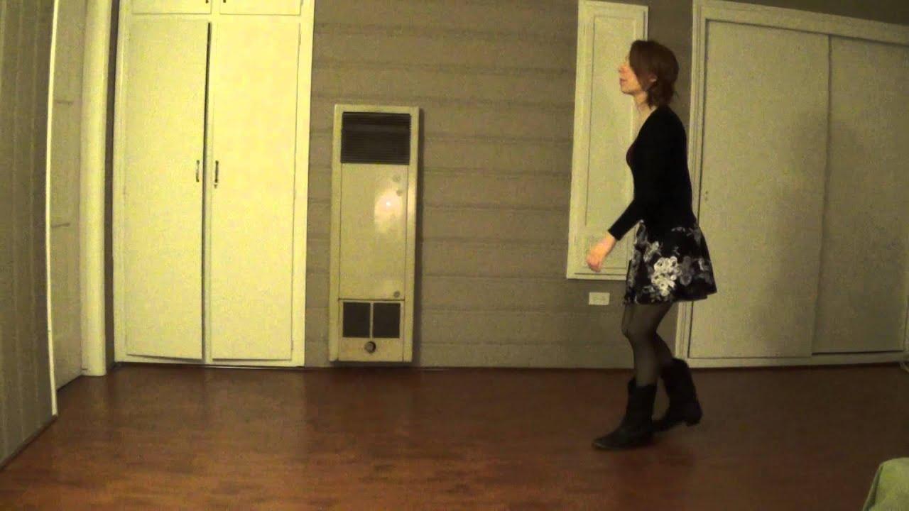American Kids line dance - YouTube
