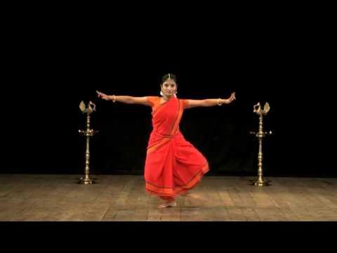 1st Nattadavu - Bharatanatyam adavus
