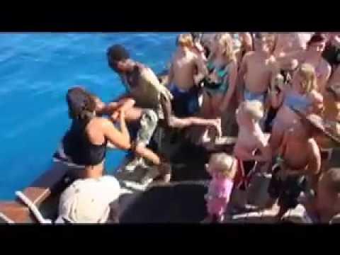 Cayman Island Pirate Ship - Carnival Cruise
