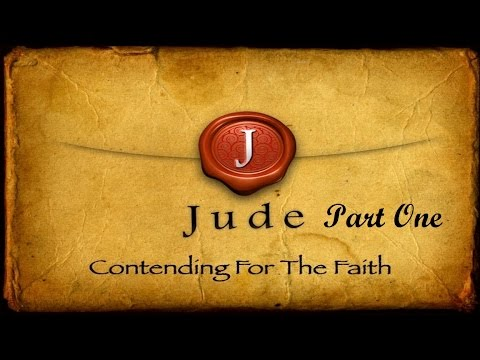 END-TIMES APOSTASY WARNING - STUDY OF THE BOOK OF JUDE