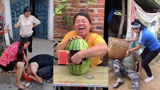 [Tik Tok Vk Ck HAI HUOC #9] Được Cả Vợ Lẫn Chồng Chơi Lầy Khó Đỡ Nhất - Funny Video 2020