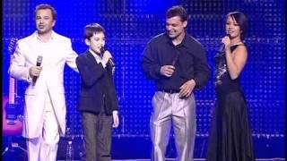 ВІКТОР ПАВЛІК - ВОДОГРАЙ live (Освідчення 2011) з дітьми ОЛЕКСАНДР ПАВЛИК ХРИСТИНА