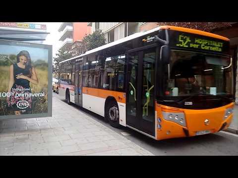 Autobuses: Nitbus, Baixbus y Tusgsal