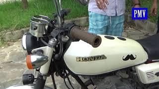 Best Cosmetics Honda CG 125cc Motorcycle in Pakistan Model 2013