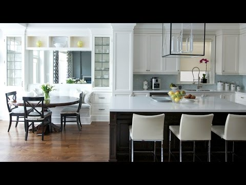 Interior Design — Elegant & Comfortable Open-Concept Main Floor Makeover