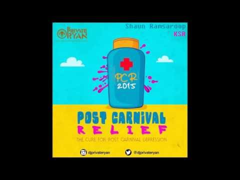 Dj Private Ryan Post Carnival Relief (PCR) 2015 2015 SOCA MIX
