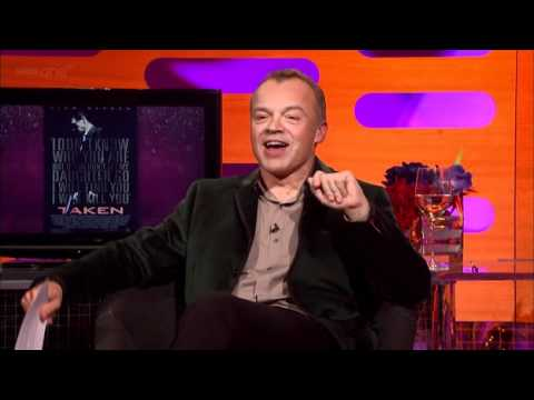 The Graham Norton Show S10E13 feat. Liam Neeson, Patrick Stewart, Alan Davies, Ed Sheeran