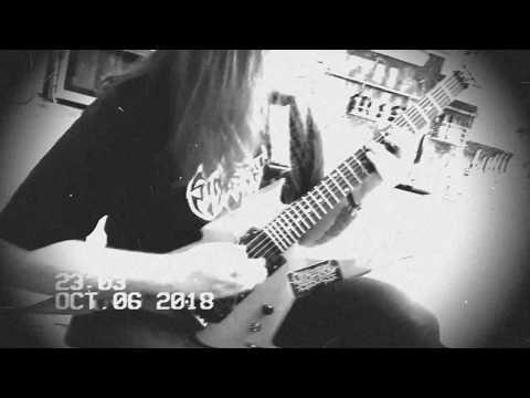 Gorgasm - Axe To Mouth (guitar cover)