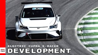 Electric CUPRA e-Racer Development