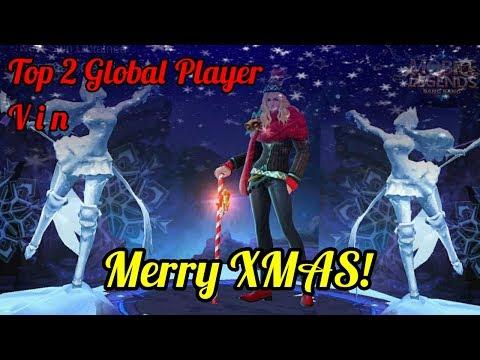 Let the carnival begin!  V i n - Top 2 Global Player Mobile Legends