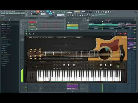 [  Adele - Someone like you ] ( Fl studio 12 Remake ) (Free FLP) (Copy)