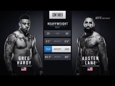 FREE FIGHT   Hardy's 57 Second KO   DWTNCS Week 1 Contract Winner - Season 2