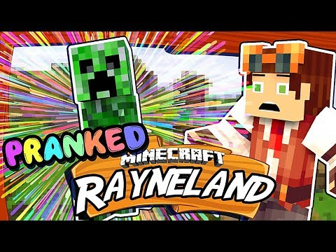 It Was Just a PRANK! • Rayneland: Simple Life 2 Modded Survival in Minecraft! [#2]