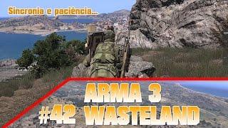 Arma 3 Wasteland #42 - Counter Sniper em Kavala