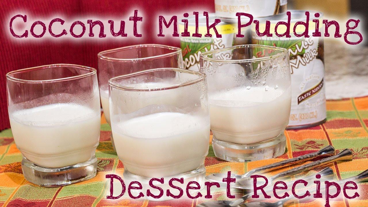 Tastenirvana coconut milk pudding how to make easy and delicious tastenirvana coconut milk pudding how to make easy and delicious thai food forumfinder Images