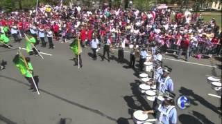Hostos PR Parade Performance 2013