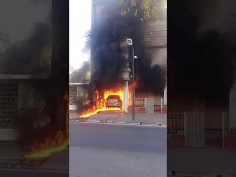 Incendio en el estudio de un abogado de la megaestafa inmobiliaria
