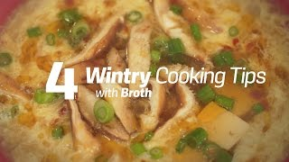 Obey The Broth | Winter Tips from Chef Karen Akunowicz | Sponsored