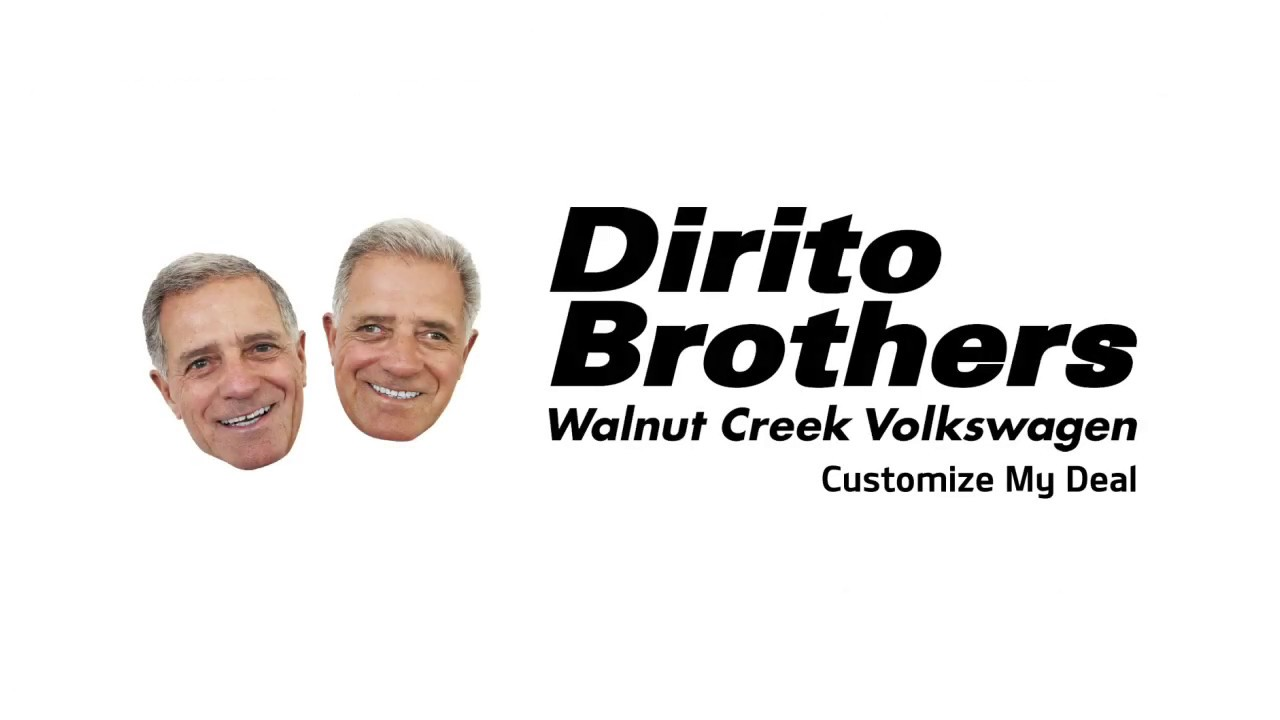 Dirito Brothers Walnut Creek Volkswagen logo