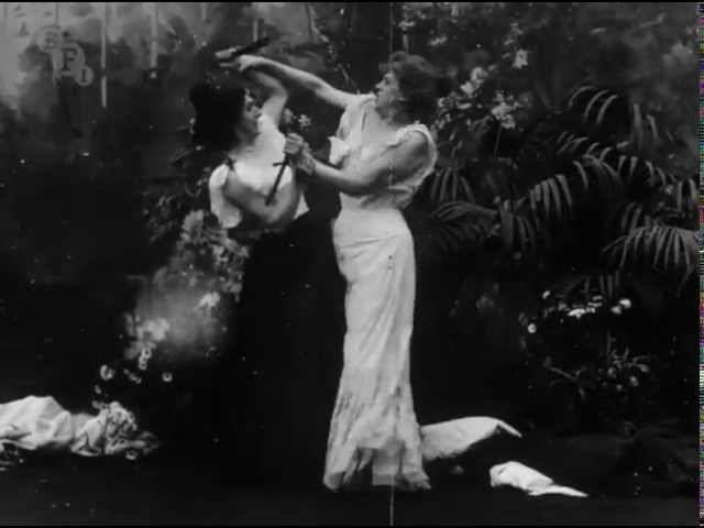 Stage, Screen, and Death | THE EARLY SILENT ERA 1895-1915