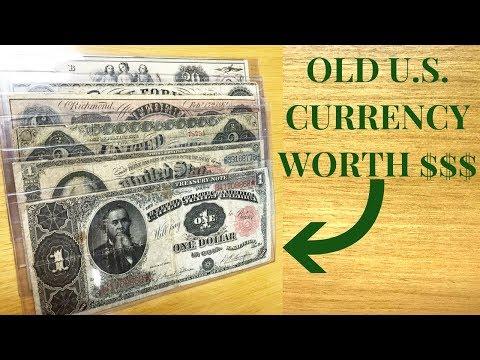 OLD DOLLAR BILLS WORTH MONEY - RARE US BANKNOTES WORTH BIG MONEY!