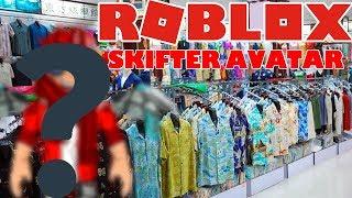 CHANGE MY SKIN!? Danish Roblox