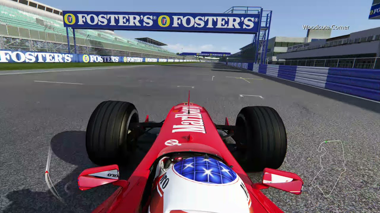 Download Assetto Corsa: Silverstone old layout 1997-2009 (WIP) - Update log
